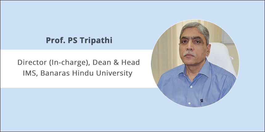 University B-schools support interdisciplinary learning, says Prof. PS Tripathi, Director, IMS BHU