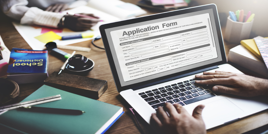 DU BA Application Form 2019