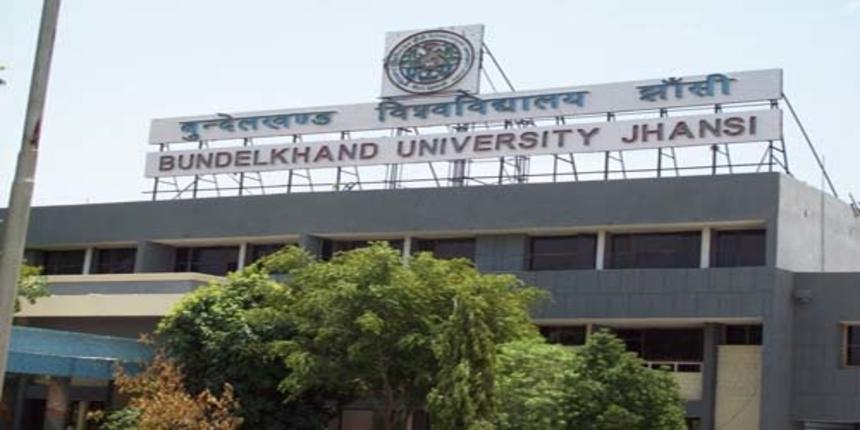 Bundelkhand University Admission 2019