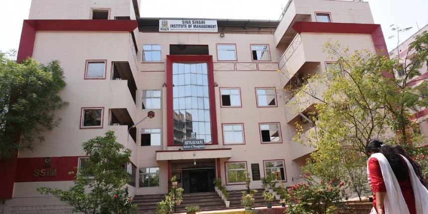 Siva Sivani Institute of Management PGDM admissions 2019