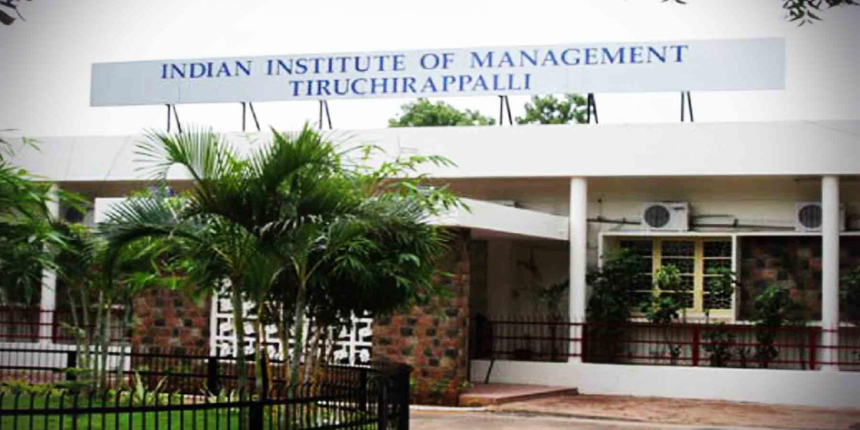 IIM Trichy Admission Criteria 2019: Weightage to CAT, WAT & PI remains same as last year