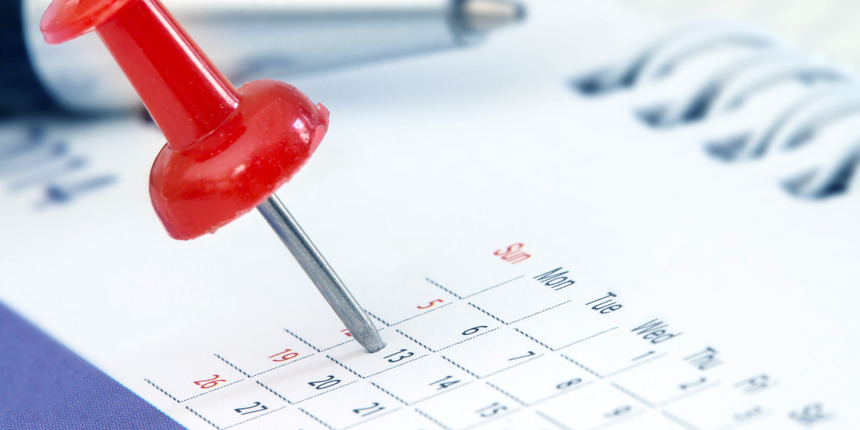 IPU CET Law Important Dates 2019