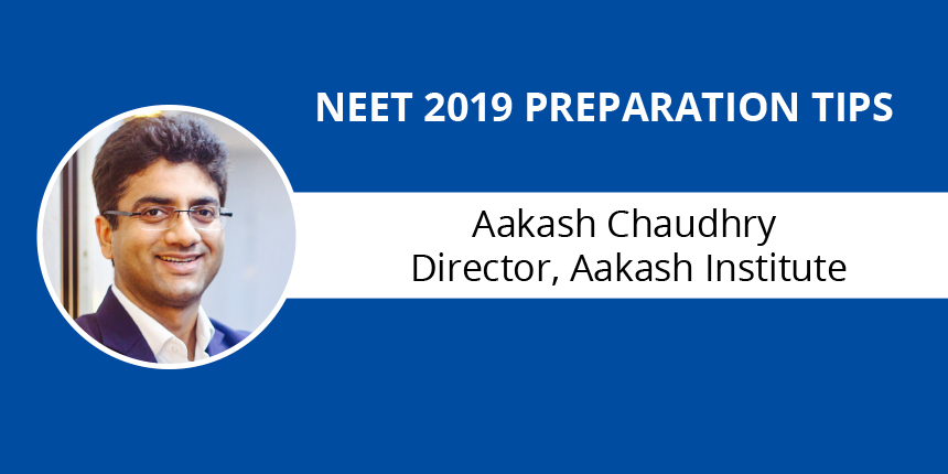 How to prepare for NEET 2020 - 5 months preparation plan by Aakash Chaudhry