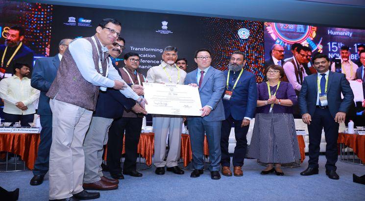 Samsung, UNESCO to improve learning outcomes in Navodaya Vidyalaya