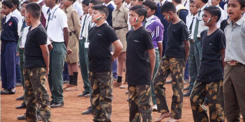 Rashtriya Military School Bangalore Admission 2019