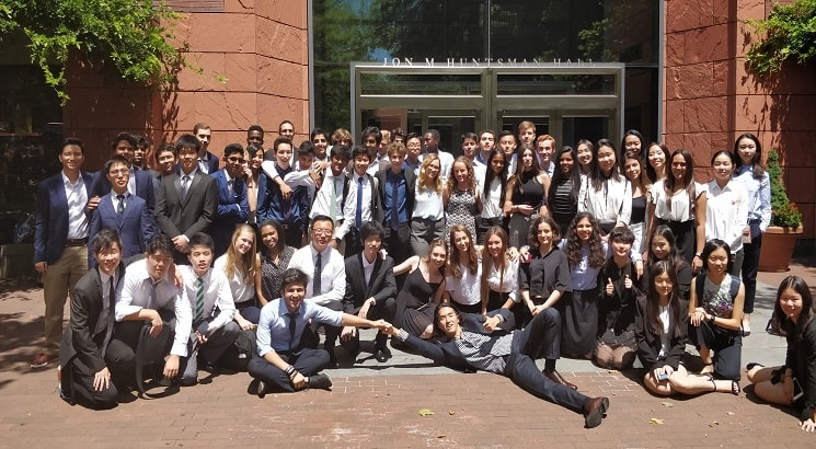 Knowledge@Wharton High School invites applications for fifth-annual summer program