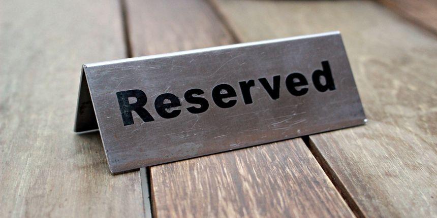 JAC Delhi Reservation Criteria 2019