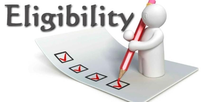 SGBAU Eligibility Criteria 2019