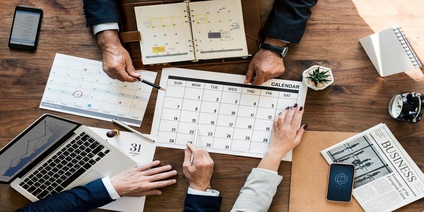 PU LLB Important Dates 2019
