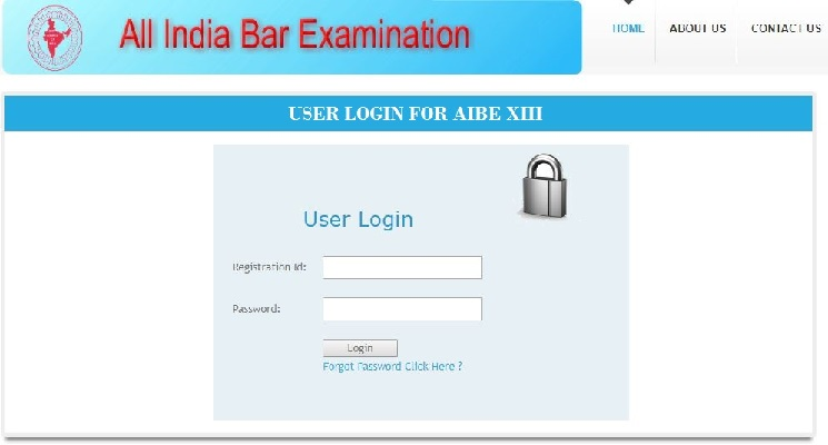 Download AIBE 2019 Admit Card at 6pm today