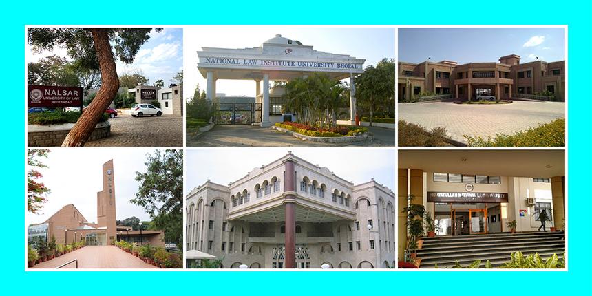 CLAT Participating Institutes 2019