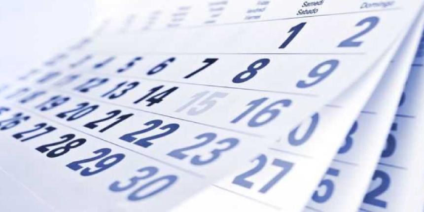 BUMAT Important Dates 2019