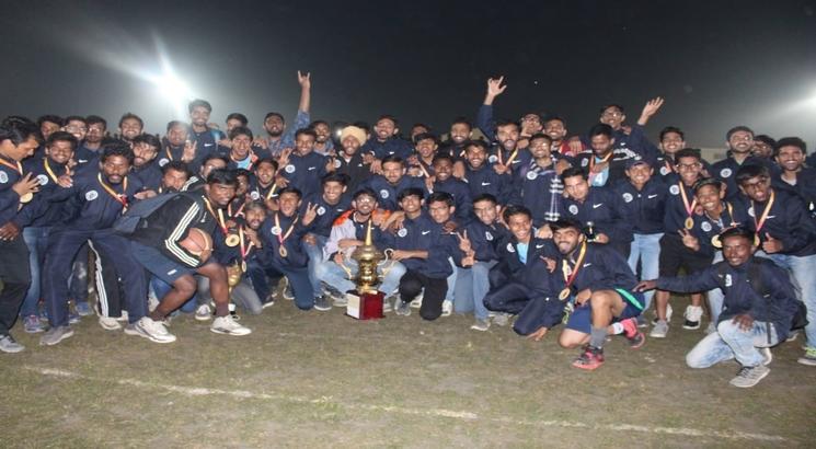 IIT Delhi wins Overall Championship trophy at Inter IIT Sports Meet 2018