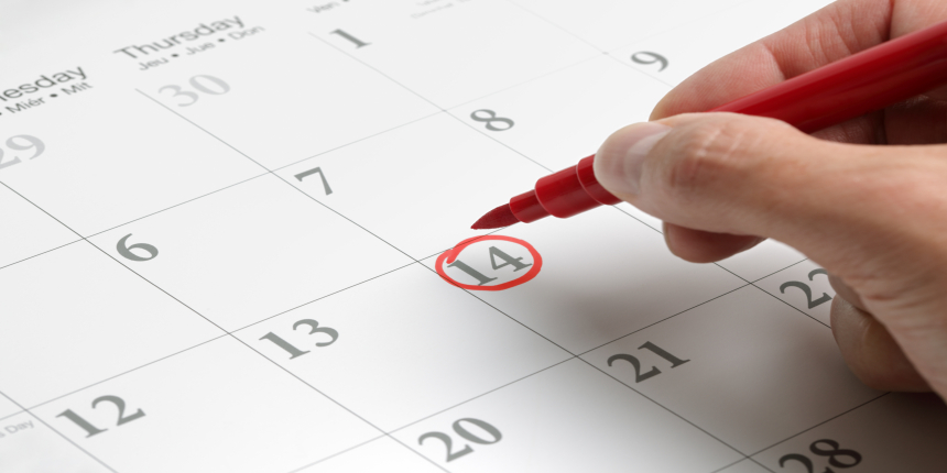 JMI BA LLB Important Dates 2019