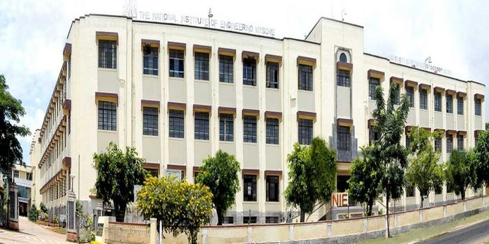 National Institute of Engineering, Mysore Placement Report 2018