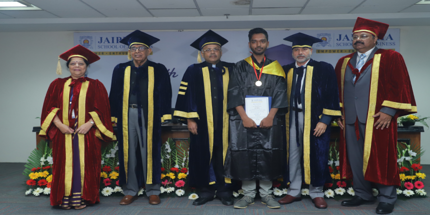 Jaipuria School of Business, Ghaziabad hosts 9th Annual Convocation Ceremony
