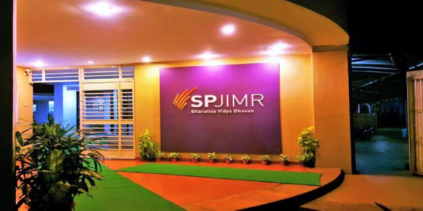 SPJIMR Mumbai PGDM admission 2019
