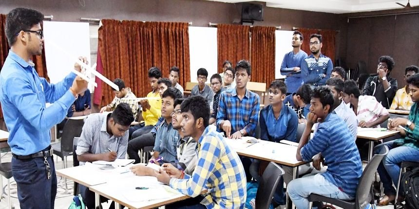 Freshman Induction Programme at Vel Tech