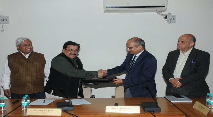 IIT Delhi join hands with NII Delhi for collaborative research