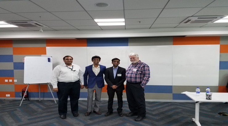 IIT Kharagpur students win Asian finals of APICS competition