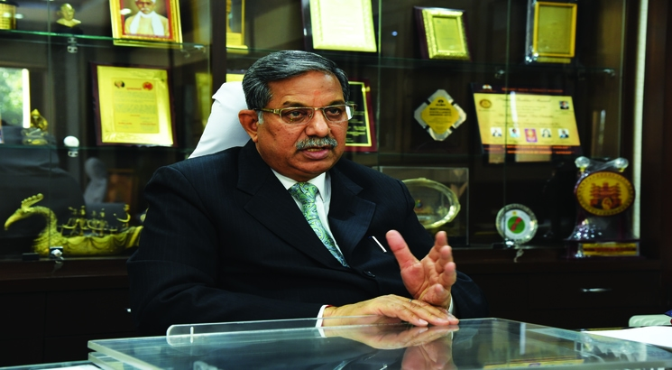 """UGC Chairman, Prof. D.P. Singh says, """"Drafting of learning outcomes based curriculum is on"""""""