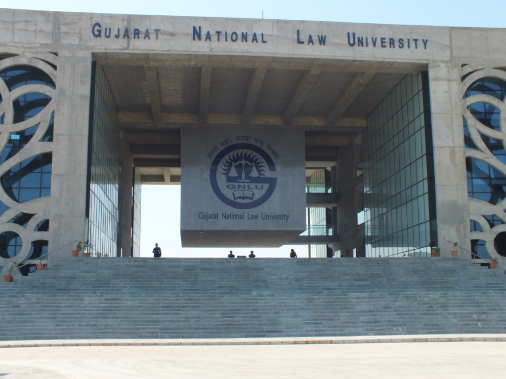GNLU: Annoyed Director Patel replaces Registrar over access to successor search