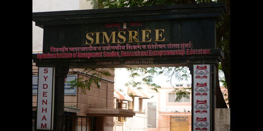 SIMSREE Admission 2019