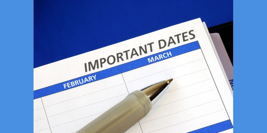 AP ICET Important Dates 2019
