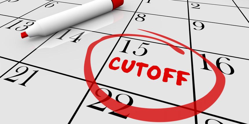 LAT Cutoff 2019