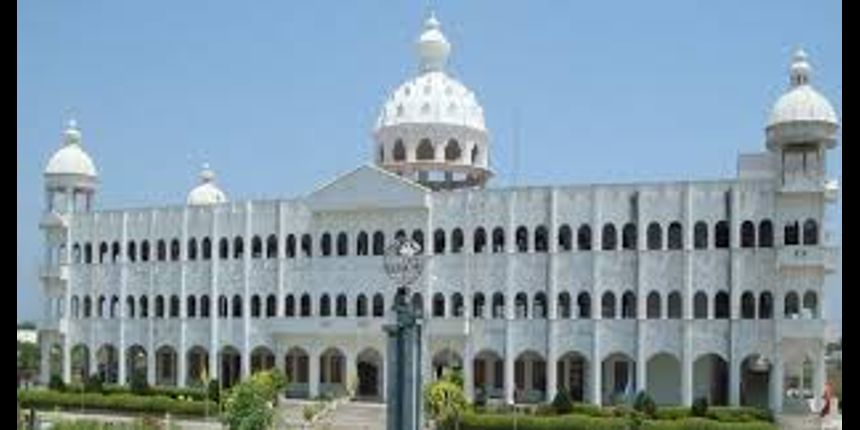 Sathyabama University Admission 2019