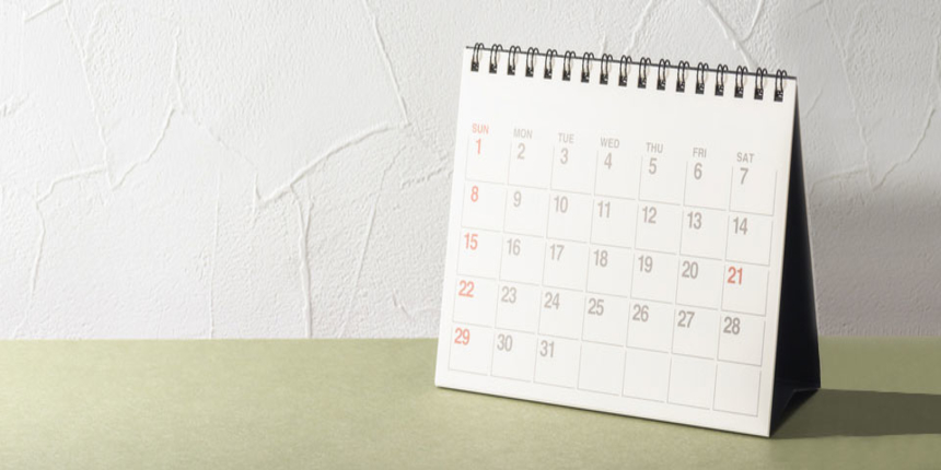 KLEE Important Dates 2019