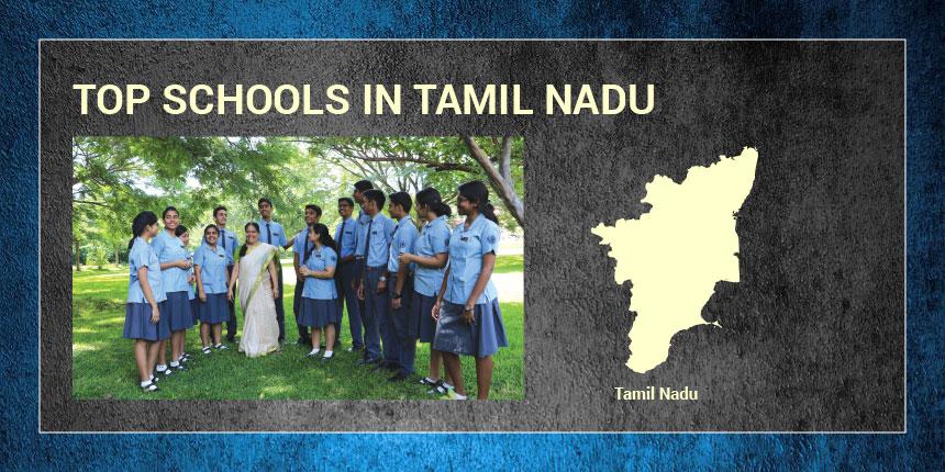 Top Schools in Tamil Nadu 2019