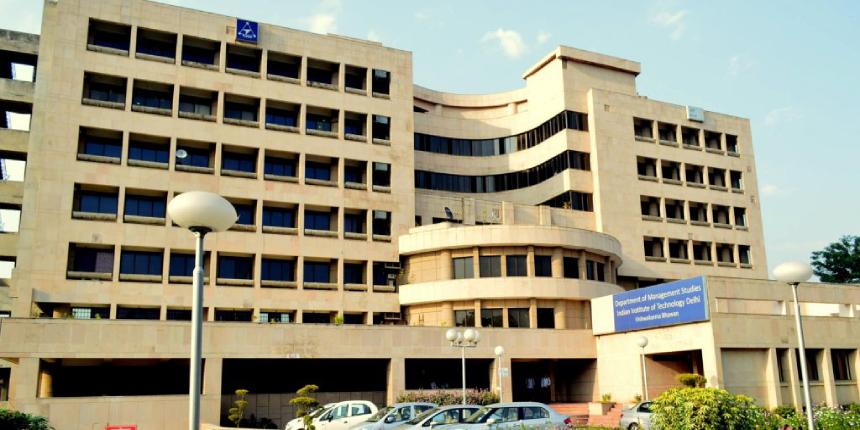 DMS IIT Delhi Admission 2019
