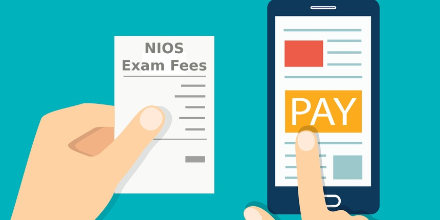 NIOS Exam Fees 2020