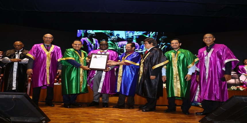 B. S. Abdur Rahman Crescent Institute of Science and Technology Celebrates 9th Convocation Day