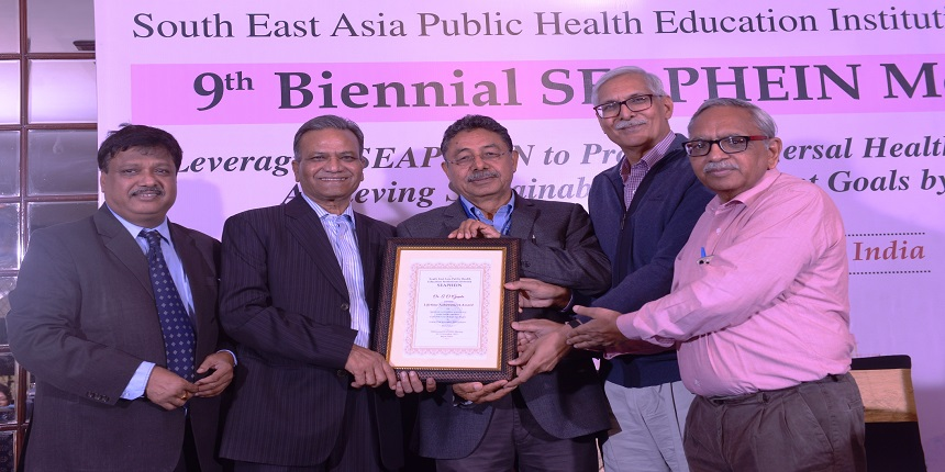'South East Asia Public Health Education Institutions Network' concludes in Jaipur