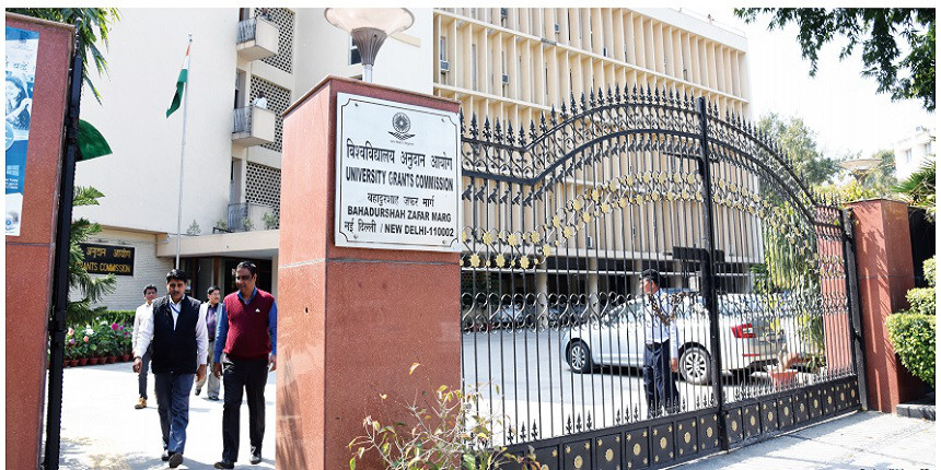 No compliance report from 40% private universities UGC inspected: MHRD