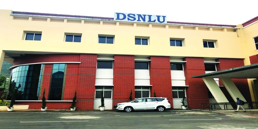 DSNLU Campus Review: Advancing legal education and research