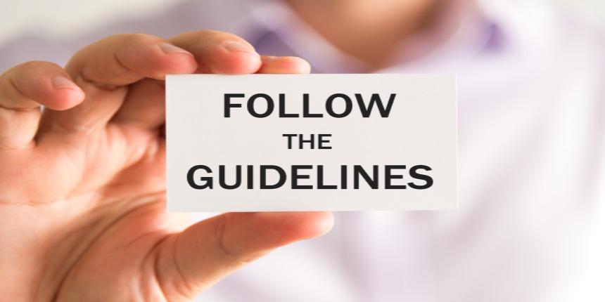 NEET 2019 Exam Day Guidelines - Schedule, Dress Code, Instructions