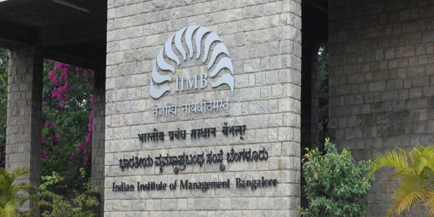 IIM Bangalore Final Placement Report 2019 - Consulting highest recruiting sector with 160 offers