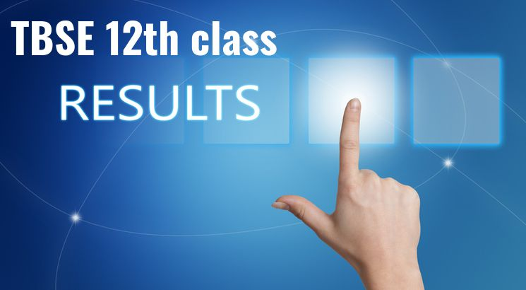 TBSE 12th Science Result 2019