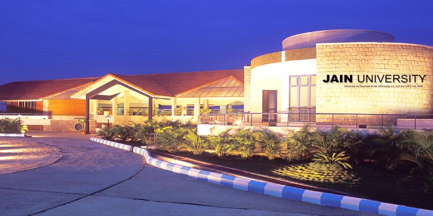 Jain University MBA Admission