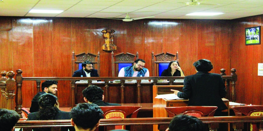 Jamia Law School Campus Review: Where practice gets preference
