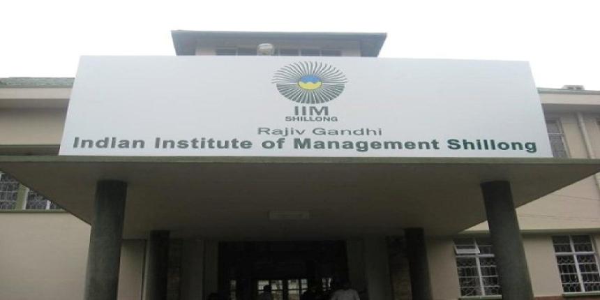 IIM Shillong Fees and No  of Seats - Check here