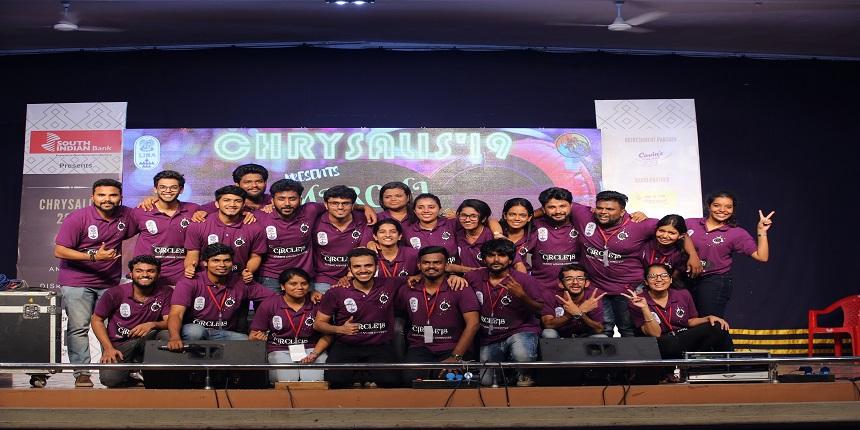 LIBA Chennai hosts its management fest CHRYSALIS 2019