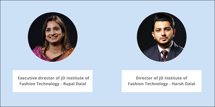 JDIFT's Rupal & Harsh Dalal's Interview:  Tips To make Your Mark in Fashion Industry