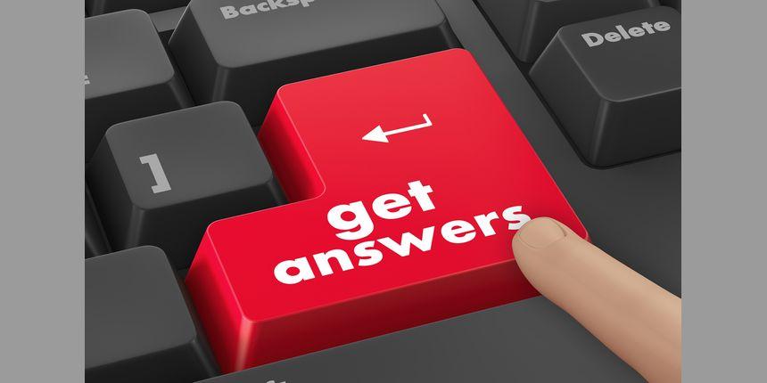 Karnataka PGCET MBA Answer Key 2019 (Released) - Download Here