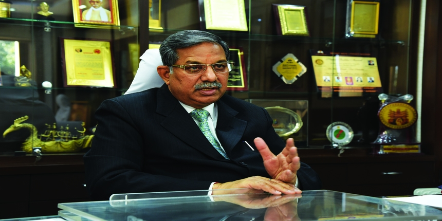 The torchbearer of quality in higher education: In conversation with UGC Chairman Dr. DP Singh