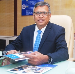 The best work we do is in the research space: Sandeep Sancheti, President, AIU