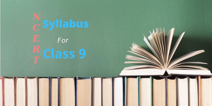 NCERT Syllabus for class 9